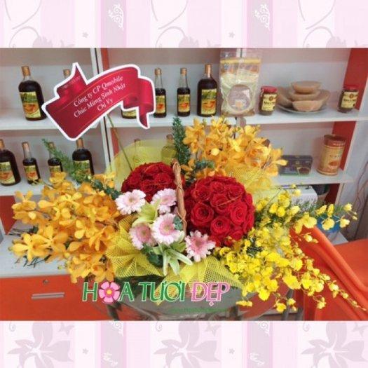 Hoa Chúc Mừng CM119, giá 830.000đ0