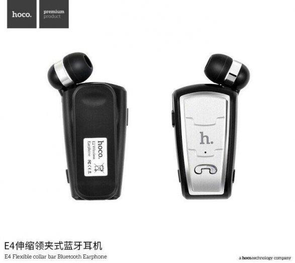 Tai nghe Bluetooth HOCO E4 / Chính Hãng1