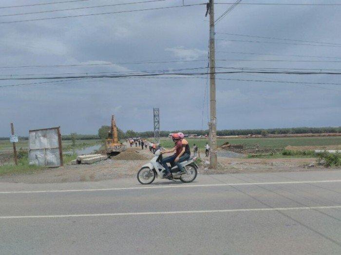 Bán đất Nhơn Trạch, cách cầu Cát Lái chỉ 15 phút