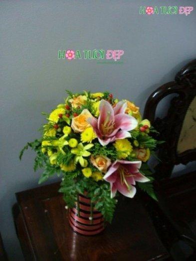 Hoa Văn Phòng VP019, giá 187.000đ0