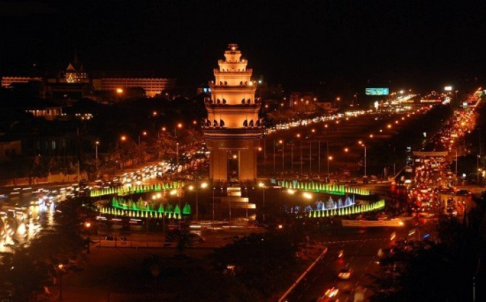 Thủ Đô Phnompenh - Casino Nagar 2n1d