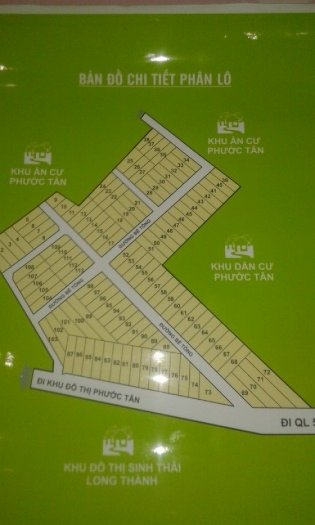 Chợ tân mai 2 mở bán đất nền thổ cư, hạ tầng hoàn thiện.
