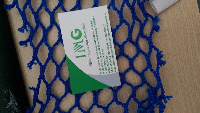 Công ty chuyên cung cấp lưới an toàn các loại, 2