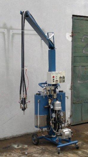 Cung cấp máy phun pu foam (áp thấp áp cao )0
