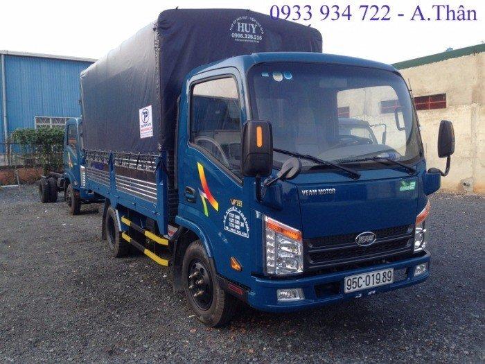 Xe tải VEAM VT252 (2,4 tấn) là mẫu sản phẩm mới trong năm 2016