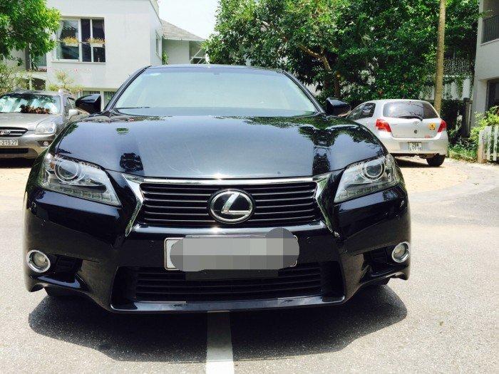 Lexus GS 350 sản xuất năm 2013 Số tự động Động cơ Xăng