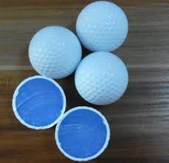 chuyên cung cấp các loại bóng golf (hay banh golf) nhập khẩu từ Đài Loan gồm các loại: - Bóng nổ dùng cho khai trương: Hộp 12 quả, nổ xì khói khi3