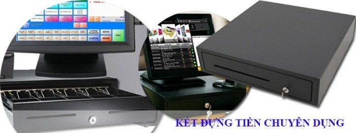 Máy tính tiền cảm ứng đơn giản cho quán cafe điểm tâm giá rẻ tại NINH KIỀU2