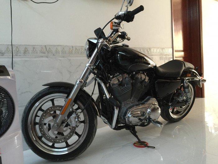 Bán xe moto Harley Davison 883 super low 2016