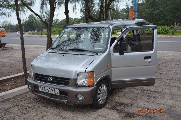 Cần bán xe suzuki wagon đời 2005