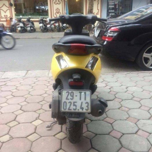 Bán xe ZIP 2011 màu vàng chính chủ biển Hà Nội