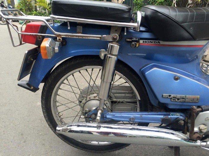 Honda Cub 50cc BSTP, xe zin nguyên bản 1