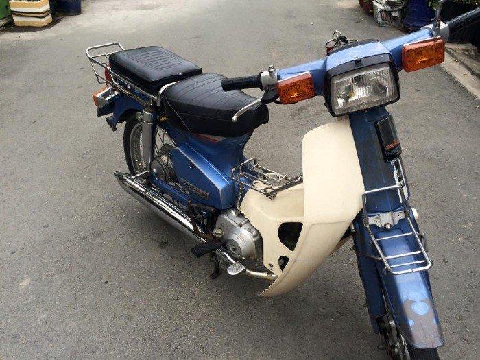 Honda Cub 50cc BSTP, xe zin nguyên bản 4