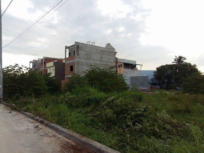 Đất Hà Huy Giáp thuộc đường Thạnh Xuân 43, sổ hồng chính chủ, phường Thạnh Xuân, quận 12