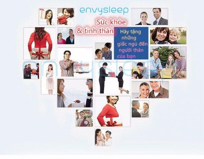 Gối Nằm Sức Khỏe Bảo Vệ Cổ Envysleep
