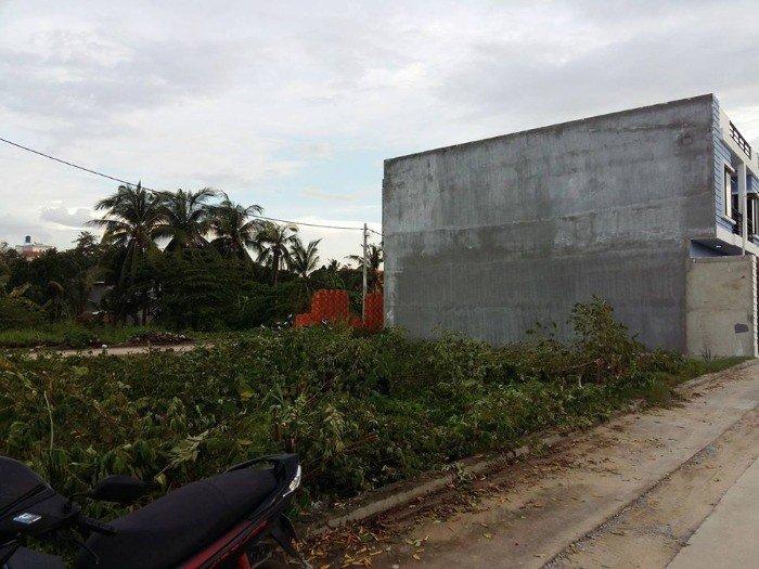 Đất mặt tiền đường thông 5,45x17,8m, Đ.Thạnh Xuân 43, Q12