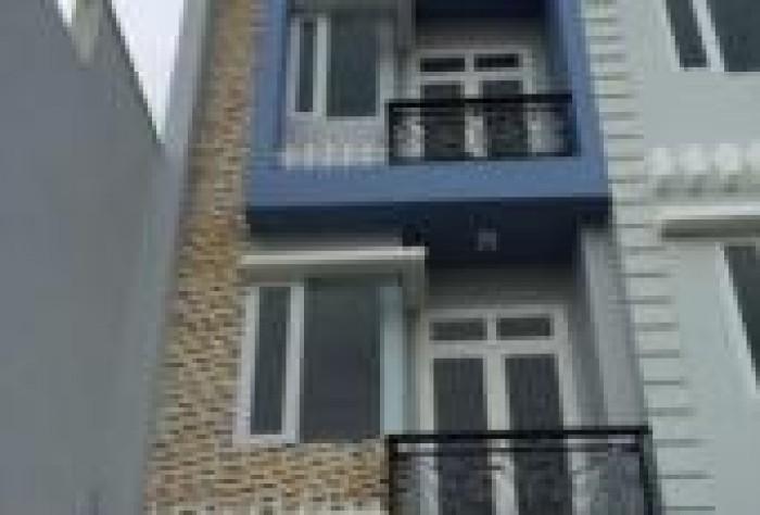 Bán nhà mặt tiền đường Huỳnh Thúc Kháng, Quận 1. DT 4.5x20m