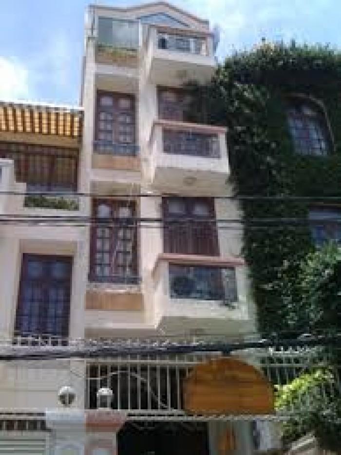 Bán Nhà Mt Nguyễn Văn Nguyễn. Tân Định. Quận 1, DT 3.8X22M