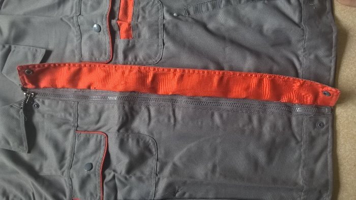 Quần áo vải bông dùng trong  công nghiệp hàn, 2