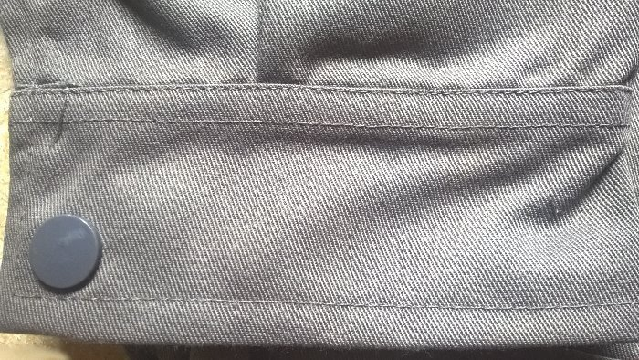 Quần áo vải bông dùng trong  công nghiệp hàn, 4