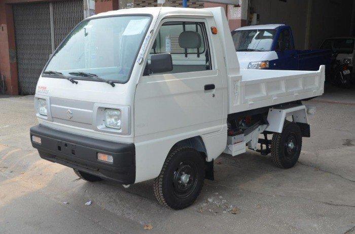 Xe ben SUZUKI 650KG, ben suzuki 650kg, ben 650kg , đến từ nhật bản - bán xe ben suzuki 650 giá rẽ