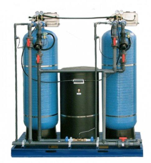 Hệ thống khử khoáng DI và EDI (Deionizer and Electrodeionization)