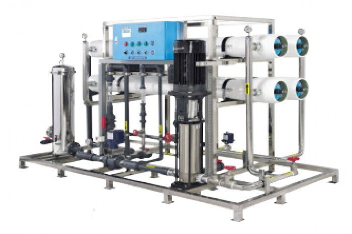 Hệ thống Ro công nghiệp công suất lớn