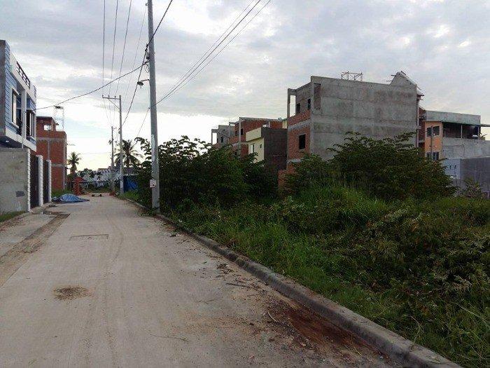 Bán đất thổ cư 100% đường Hà Huy Giáp, 2 mặt tiền sổ hồng riêng