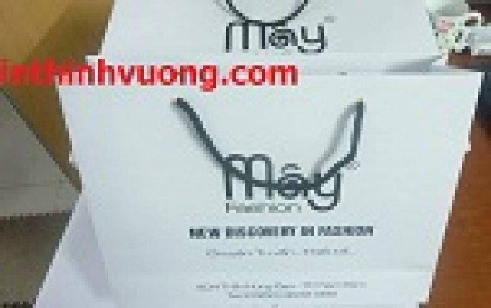Nhận đặt hàng in túi giấy theo yêu cầu khách hàng