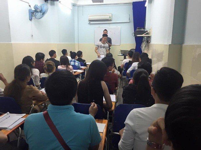 Khai giảng lớp học năng khiếu tại tp.hcm