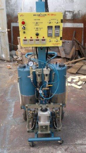 Cung cấp máy phun PU FOAM ( bảo ôn kho lạnh tàu biển )2