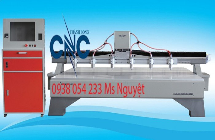 máy CNC 1820 6 đầu