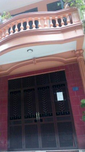 Cho Thuê Nhà Làm Văn Phòng 80m2 x 4T Ô TÔ Đỗ Của Giá 13tr/tháng