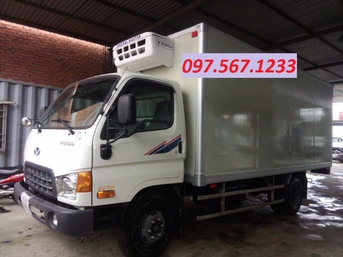 Hyundai Hd99 Đông Lạnh, Tải Trọng 6,5 Tấn