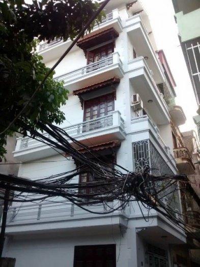 Bán nhà đẹp Hào Nam DT40m,4 tầng,MT3.5m,giá chỉ 3.75 tỷ(thương lượng)