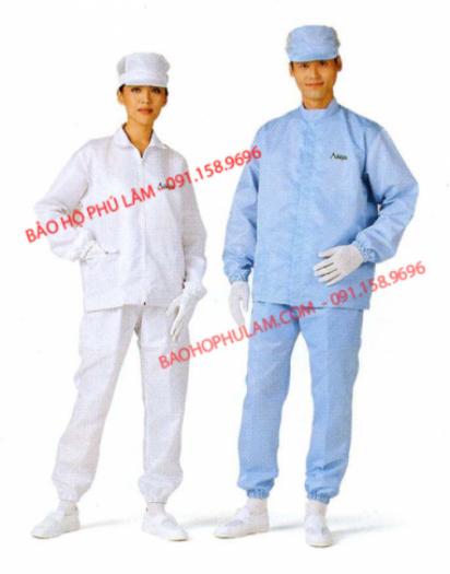 Cung cấp, sản xuất trang thiết bị cá nhân dùng trong phòng sạch trên toàn quốc