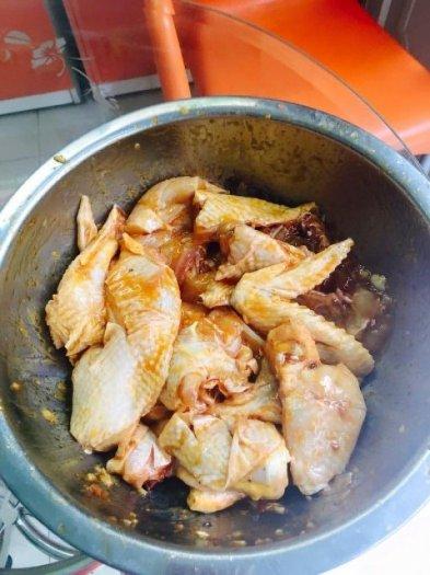 Bán Gà Tây Ninh ướp muối ớt tại HCM