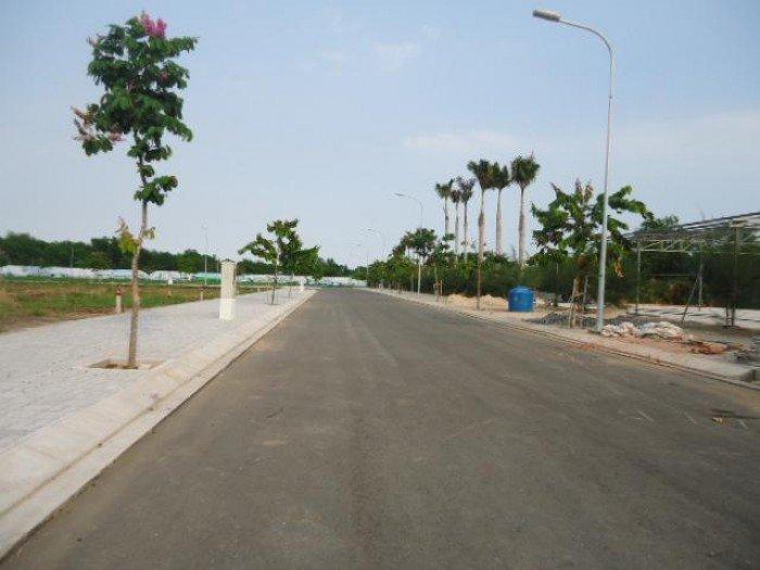 Tôi cần tiền gấp muốn bán lô đất 6x25 mặt tiền đường  Tân Tạo – chợ Đệm, gần Bệnh Viện Nhi Đồng 3