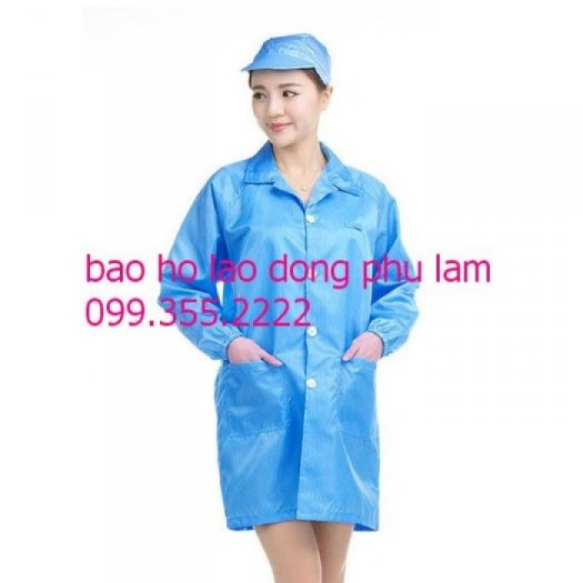 Quần áo bảo hộ phòng sạch