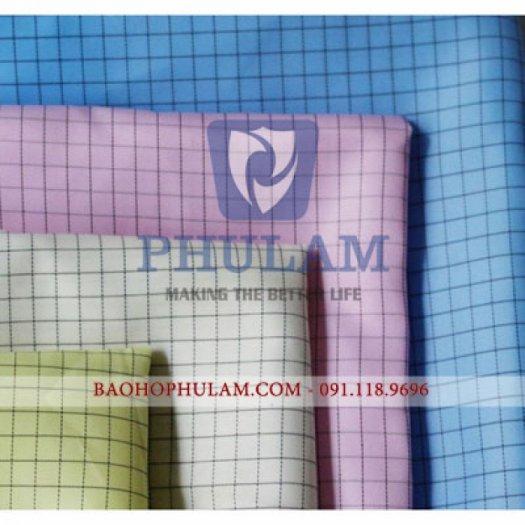Vải chống tĩnh điện phòng sạch  - vải phòng sạch
