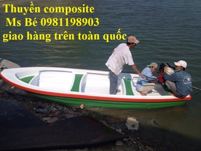 Thuyền composite1