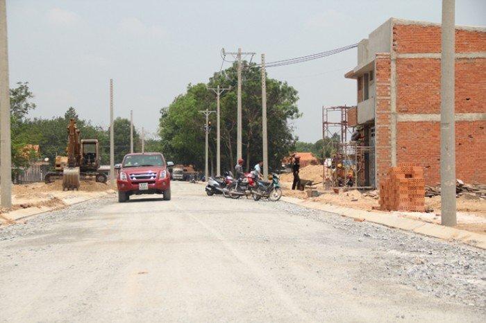 Đất thổ cư giá rẻ gần UBND phước Tân.