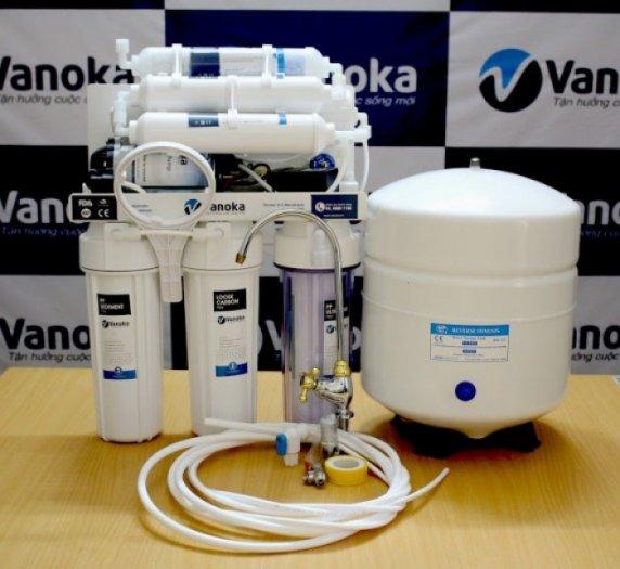 Khuyến mãi cuối tuần Máy lọc nước VANOKA VNRO-07 – Máy lọc nước RO 7 lõi lọc
