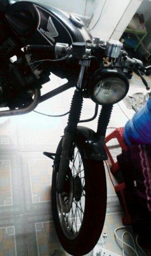 Cần bán con Honda GL125 đã dọn cực ngầu