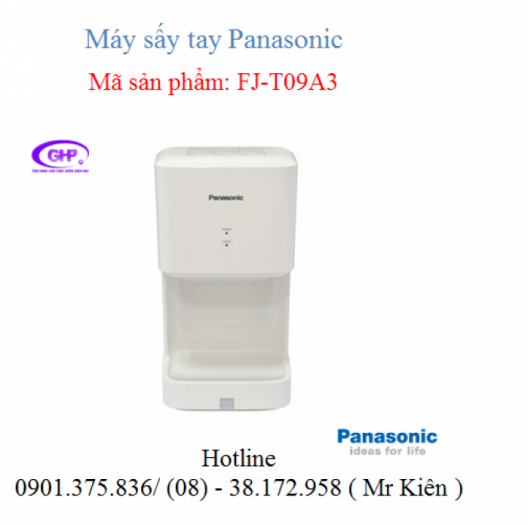 Máy sấy tay Panasonic FJ-T09A3 ( có khay nước )