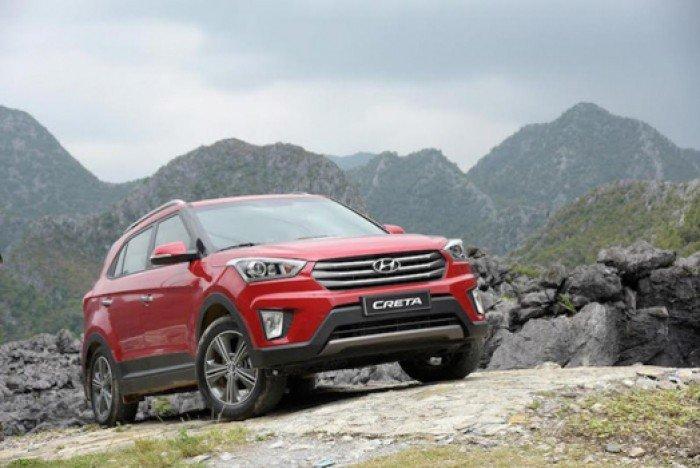 Hyundai Creta sản xuất năm 2019 Số tự động Động cơ Xăng
