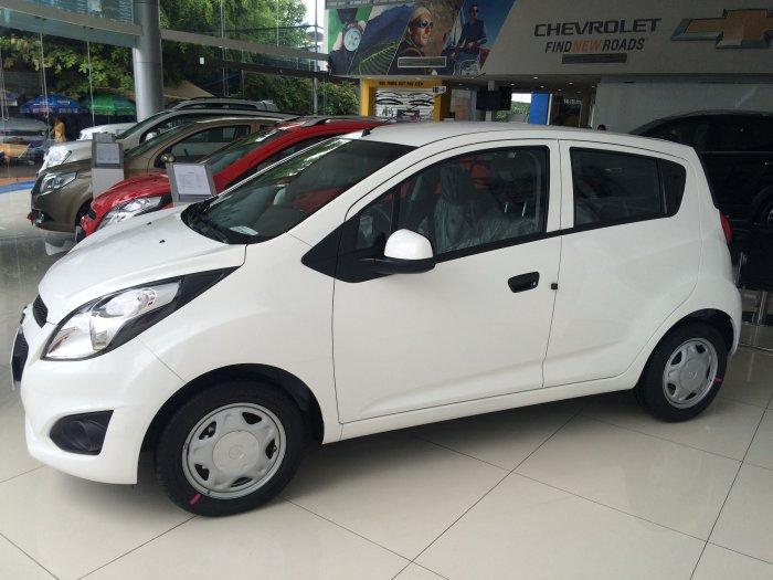 Spark Van Duo bán tải bản nâng cấp - Hồng Anh Chevrolet Cần Thơ