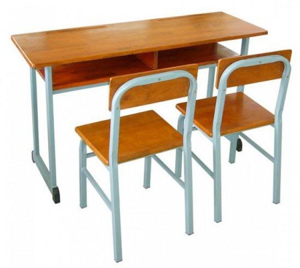 Bàn ghế gỗ dành cho học sinh,sinh viên2