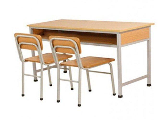 Bàn ghế gỗ dành cho học sinh,sinh viên3