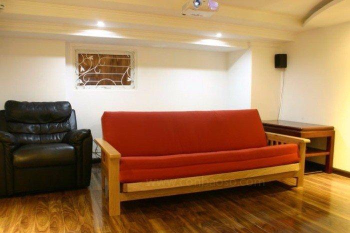 Cho thuê căn hộ Phú Hoàng Anh 3PN 3WC dt 129m2 giá 13trieu, đầy đủ nội thất